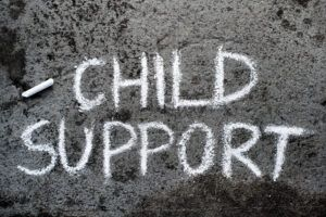 Can COVID job loss change child support